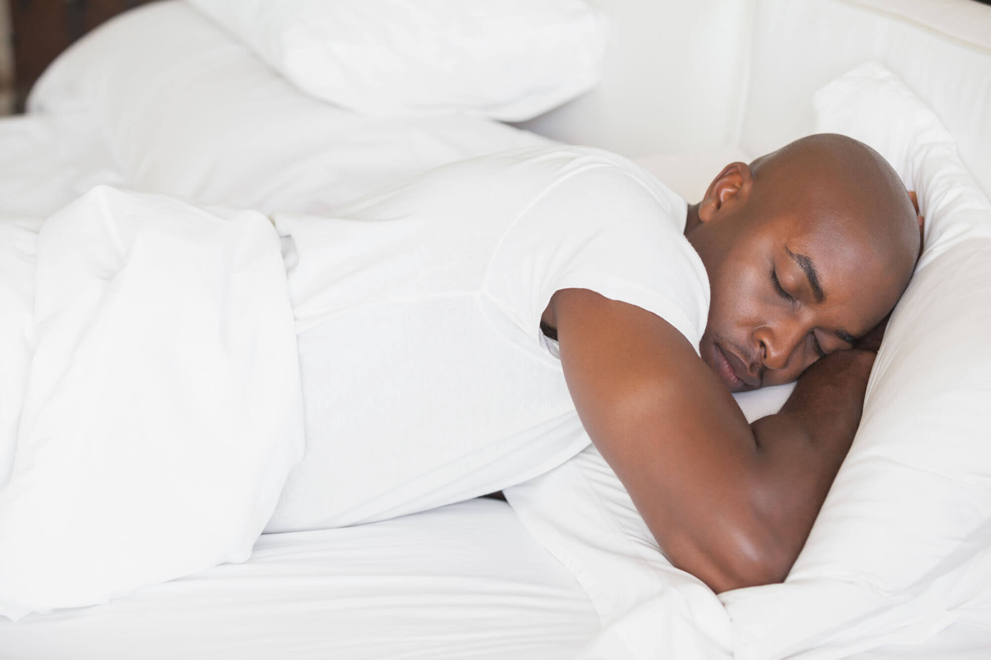 Ways you become dehydrated in your sleep