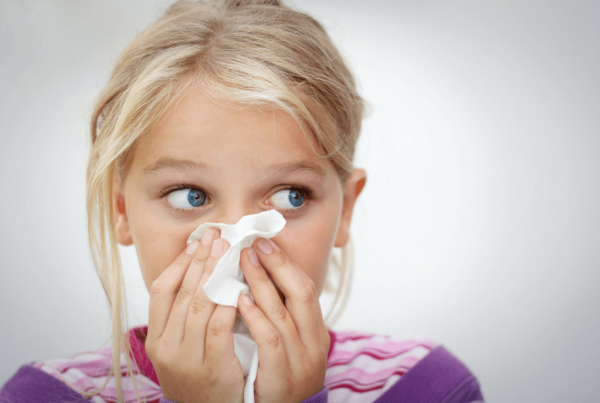 diarrhea and the common cold