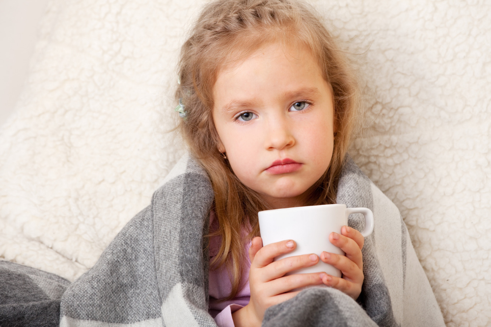 Dehydration and Diarrhea in Children, A Dangerous Combo