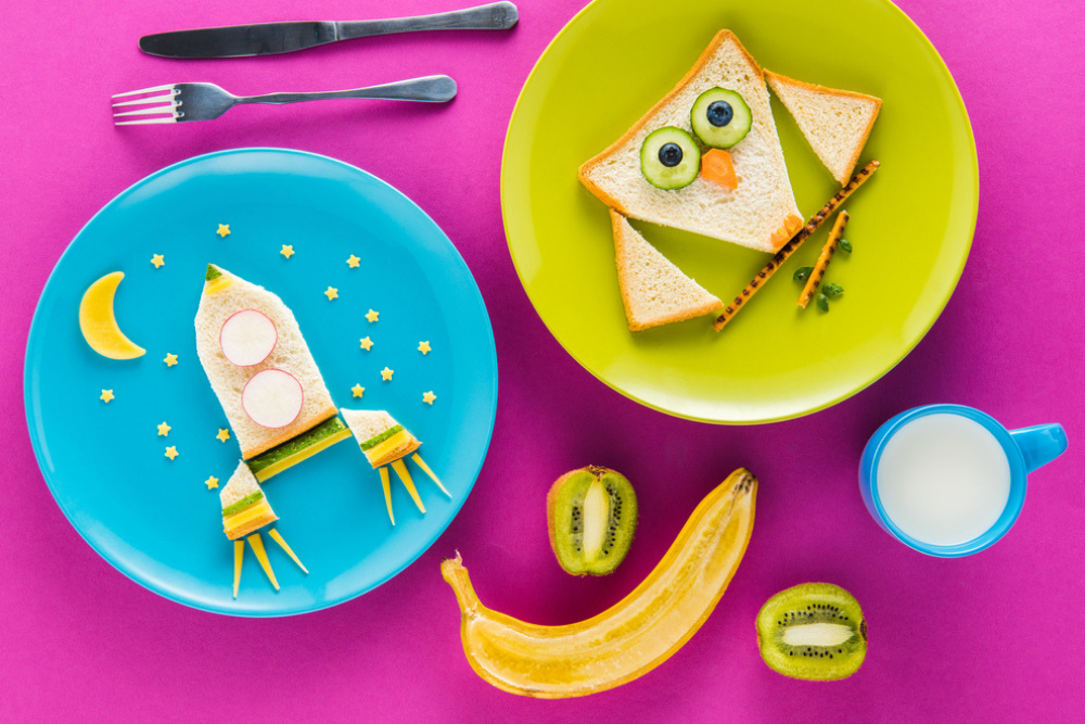 5 Ways to Make Bland Foods Fun for Kids DiaResQ